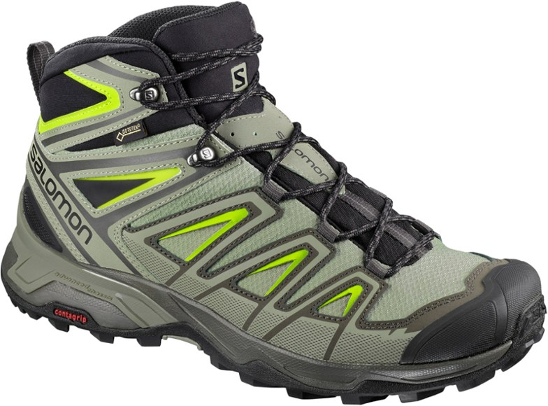 Awesome Hiking Boot: The Salomon X Ultra 3 Mid GTX | GearJunkie