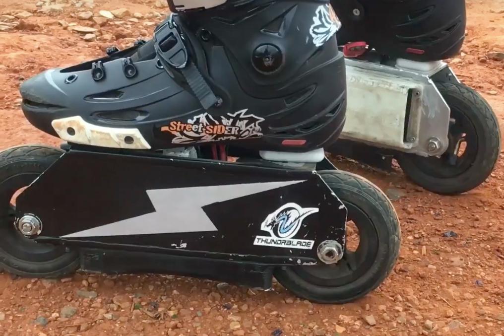 Thundrblades: Electric Skates Throttle