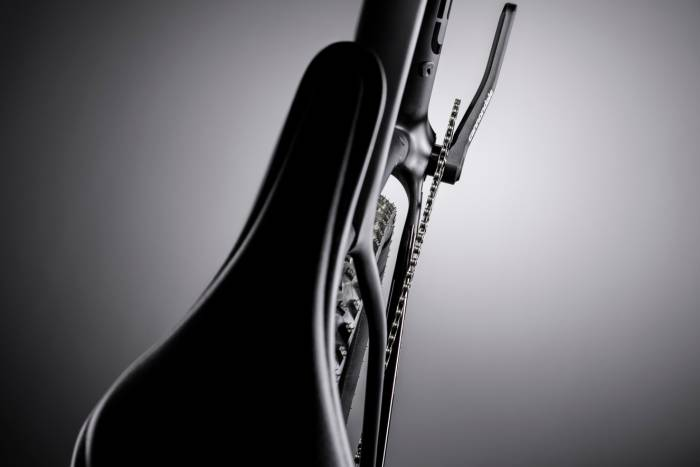 Cannondale Asymmetric Integration Ai geometry