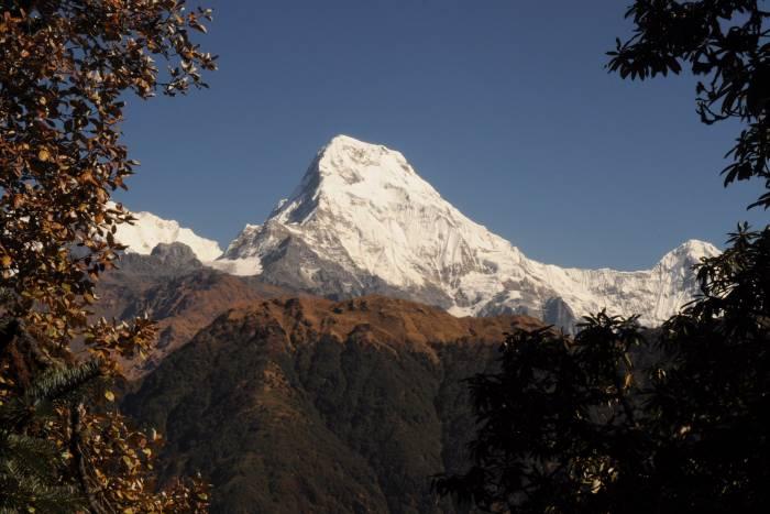Annapurna fatality rate