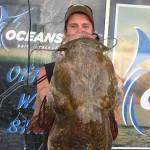 Big Earle record flathead catfish Virginia
