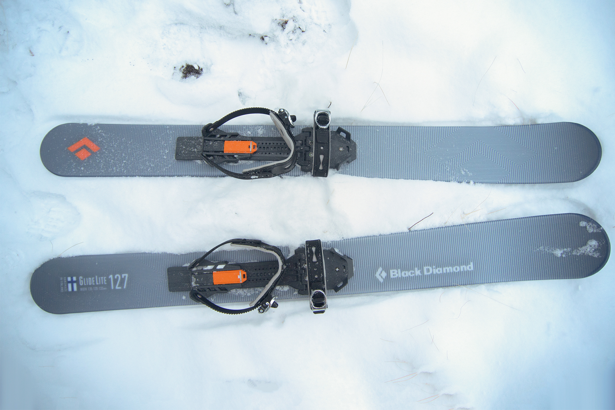 8300540f73 Snow Flotation  Black Diamond GlideLite 127 First Look