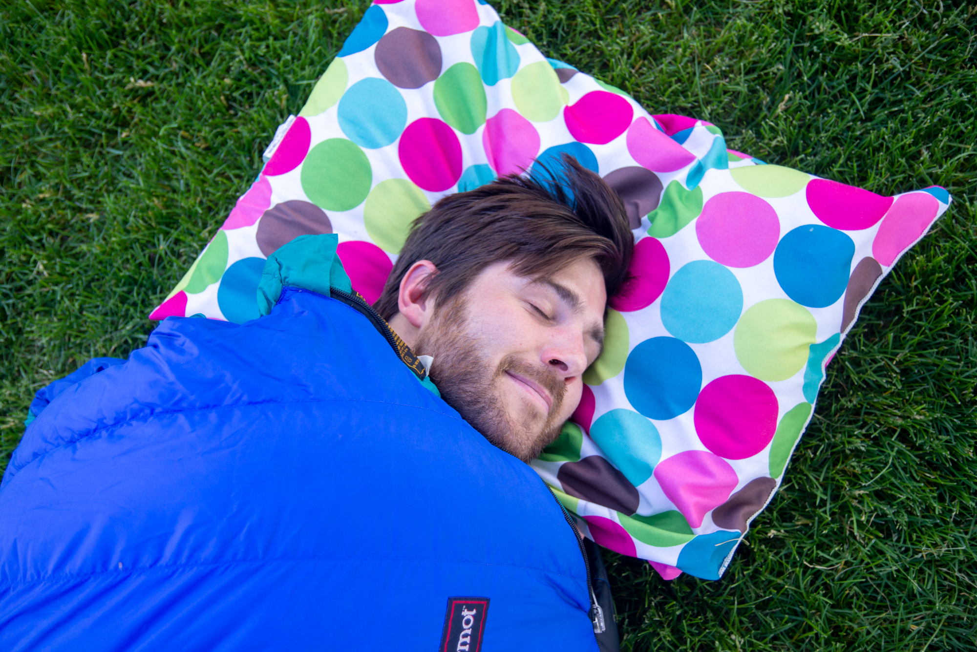 camping-with-a-real-pillow