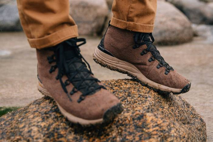 Stretching Beyond Leather Danner Launches Enduroweave