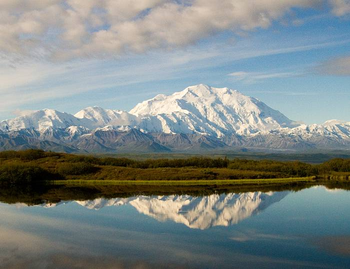 Denali dangeorus peak