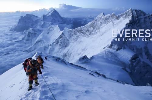 everest the summit climb
