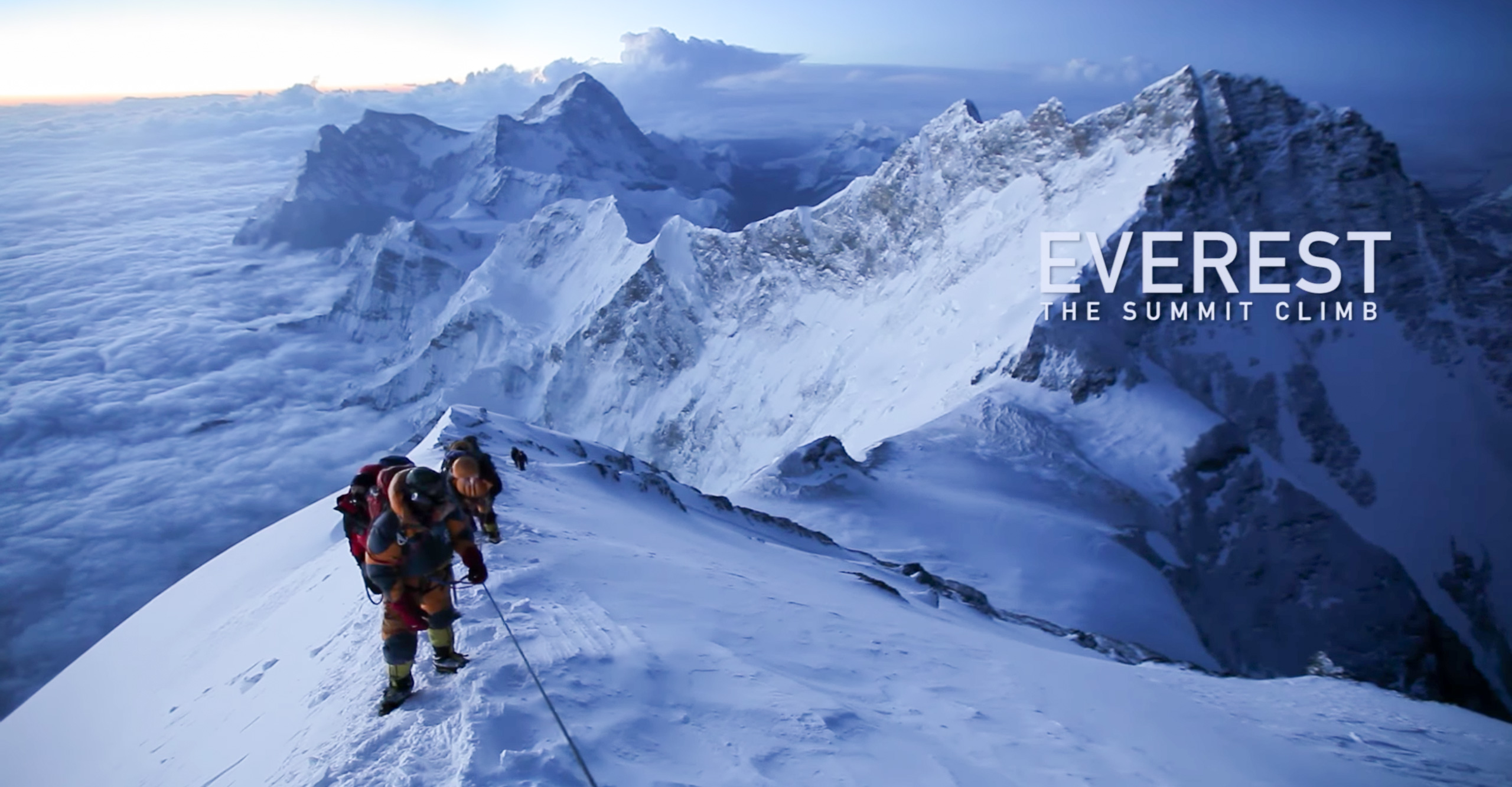 This Is What Summiting Everest Looks Like | GearJunkie
