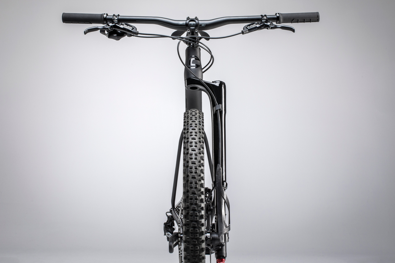 Cannondale F-Si XC Hardtail with Lefty Ocho single-crown fork