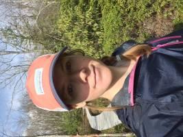 Ginger hiker