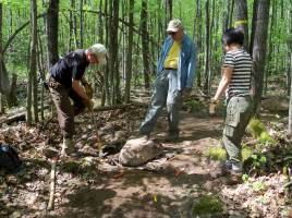 Ringle Unit Trail Maintenance