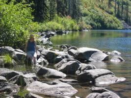 Pratt Lake Trail, Alpine Lakes Wilderness