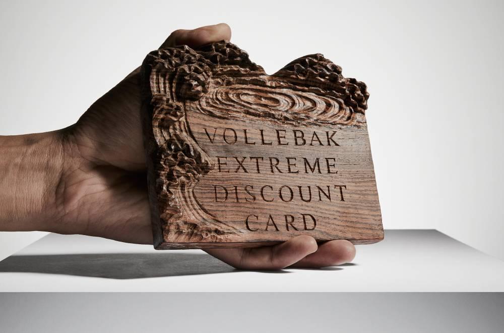Vollebak Extreme Discount Card