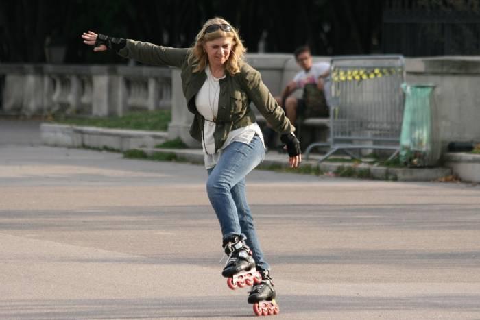 inline skating rollerblading