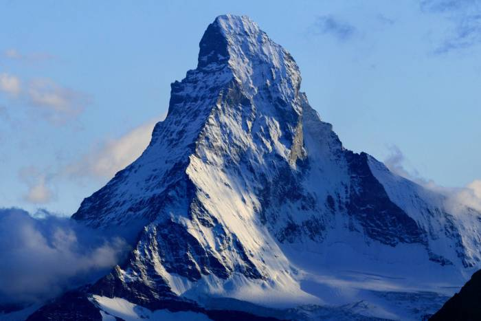 Matterhorn Switzerland Unrealistic Ideas