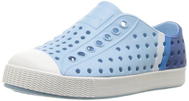Native Shoes Jefferson Block Lightweight Child Sneaker
