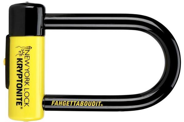 Kryptonite New York Fahgettaboudit Mini U-Lock
