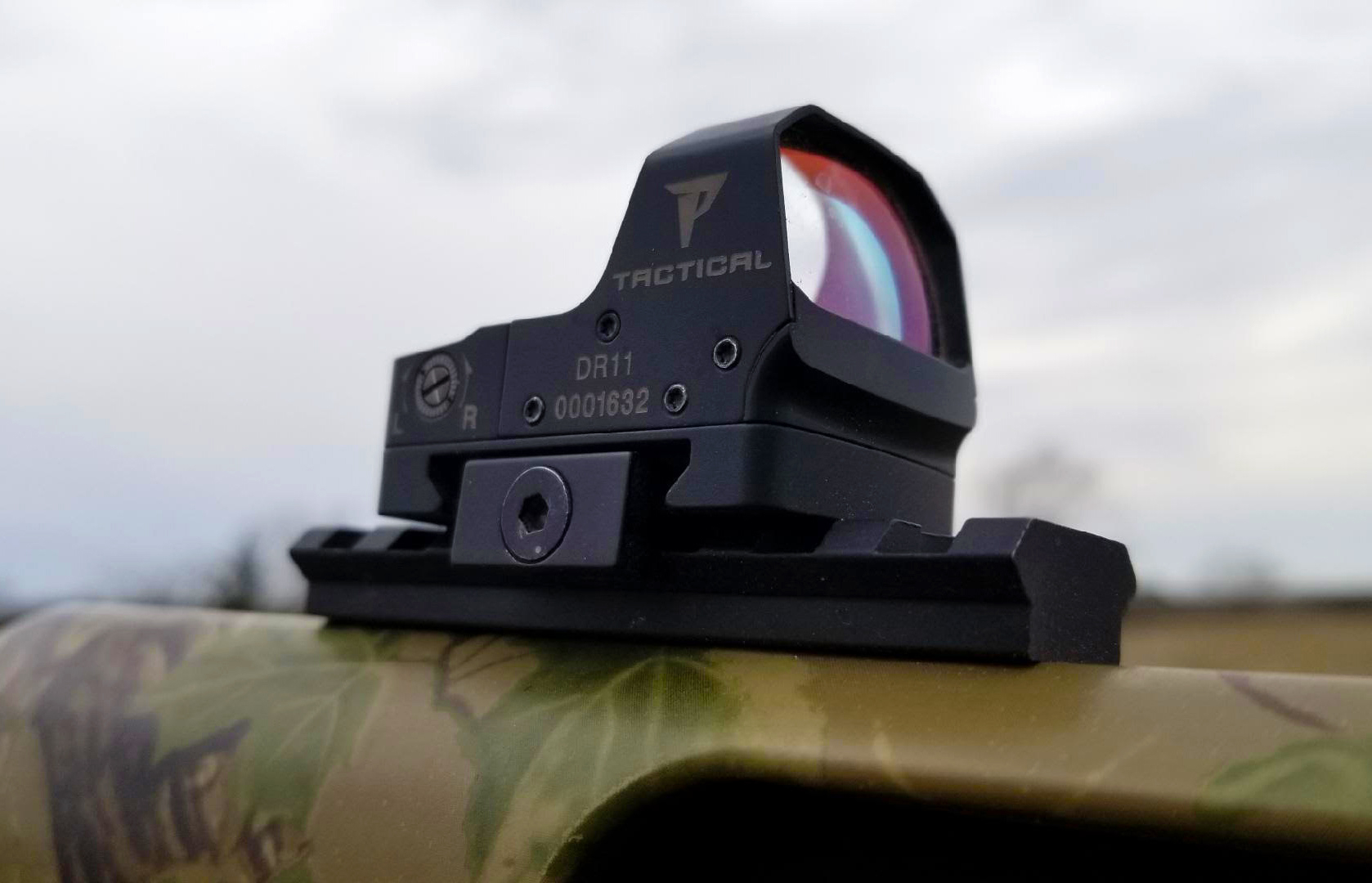 Nikon Spur Reflex sight review