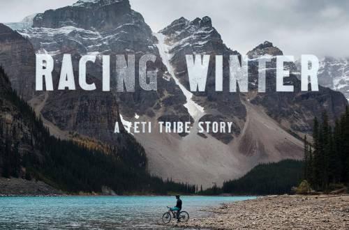 racing winter yeti tribe story