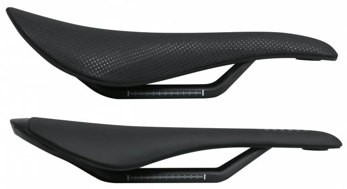 Rapha Classic and Pro saddle comparison