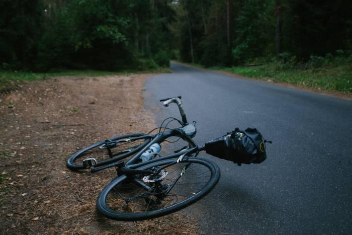 Edward Shortnancy hits cyclist northern virginia