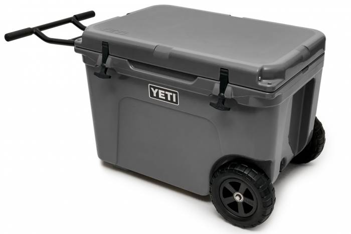 YETI Tundra Haul charcoal grey