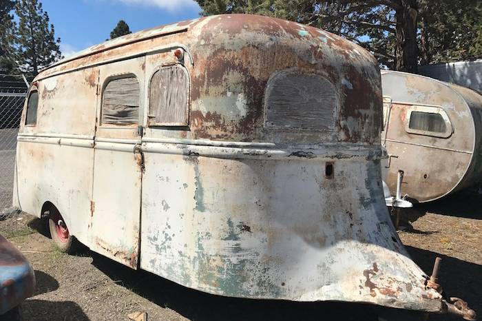 Admirable Your Next Summer Project Restore A Vintage Trailer Gearjunkie Download Free Architecture Designs Estepponolmadebymaigaardcom