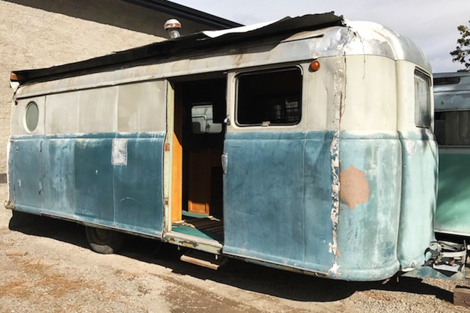 Your Next Summer Project: Restore a Vintage Trailer | GearJunkie