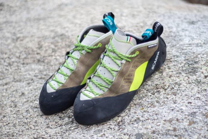 Scarpa Maestro Mid Eco Climbing Shoe Review