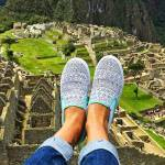 Bucketfeet Artistic Travel Shoes