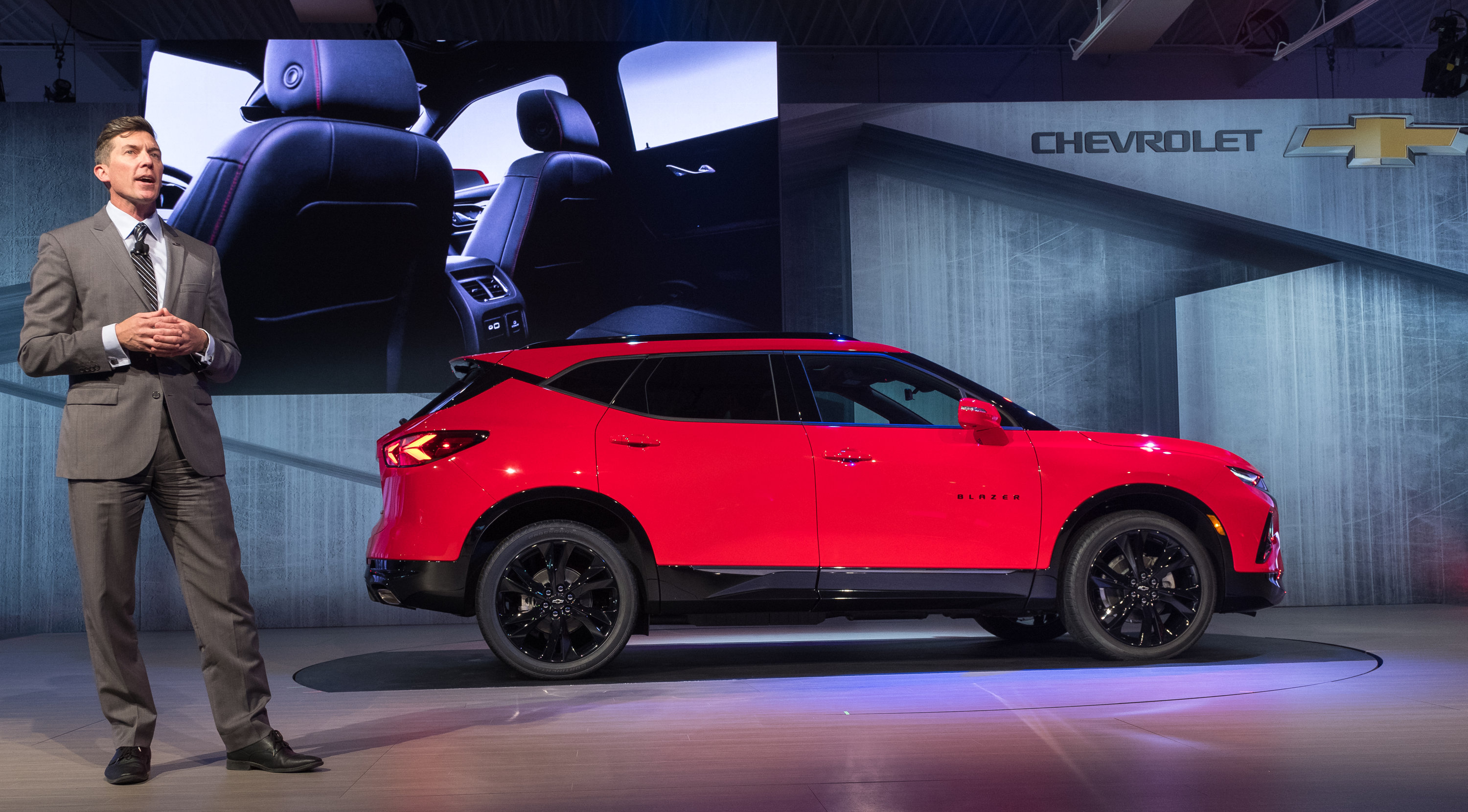 2019 Blazer Why Chevy Why Gearjunkie