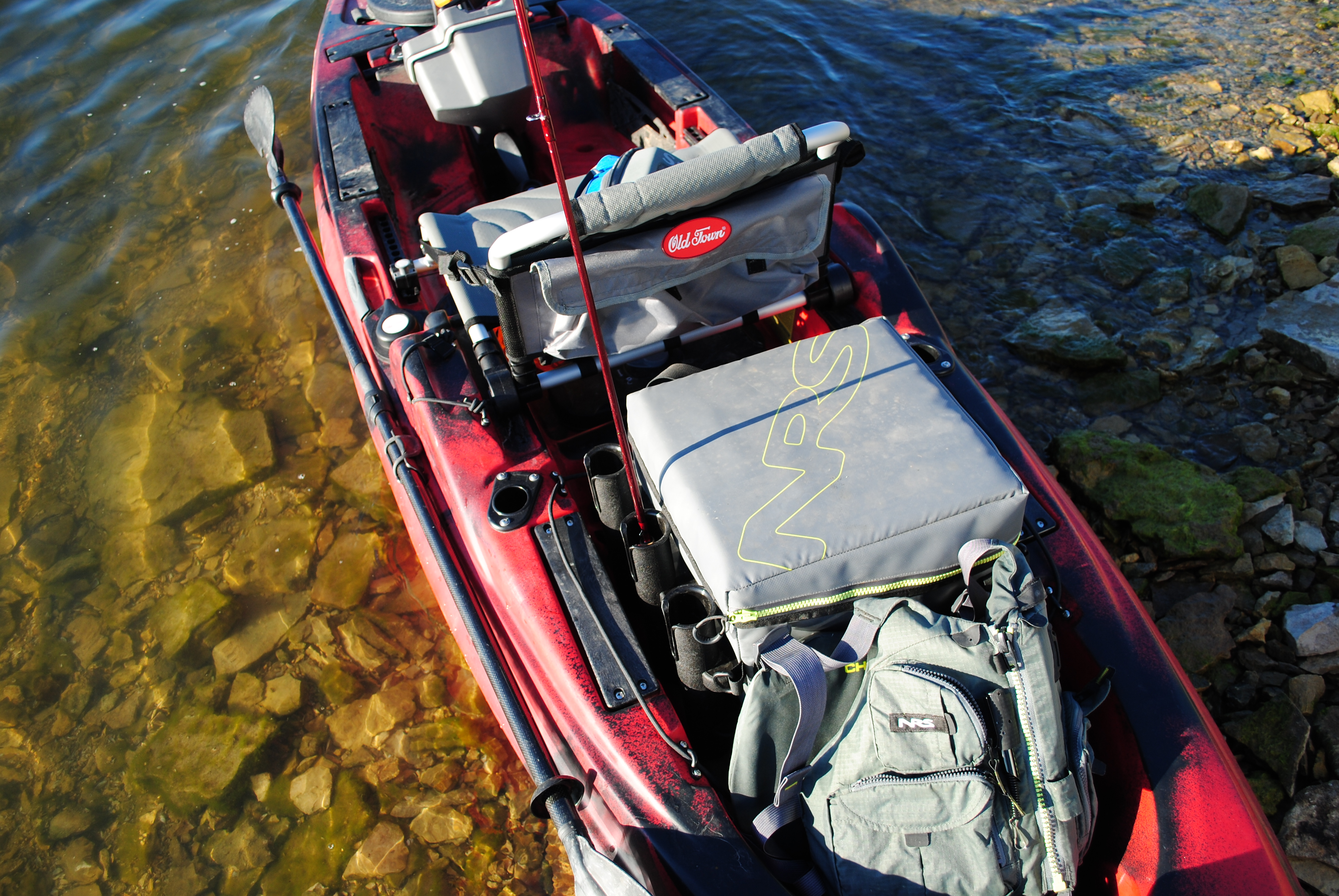Pedal, Fish, Catch: Old Town Predator PDL Kayak Review