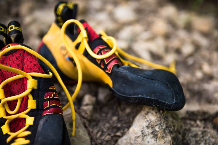 La Sportiva Genius Climbing Shoe - No Edge Technology