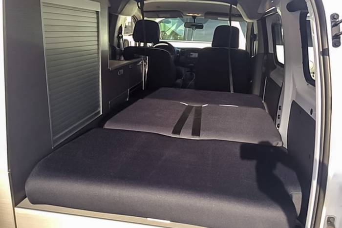 Recon Campers Nissan Envy