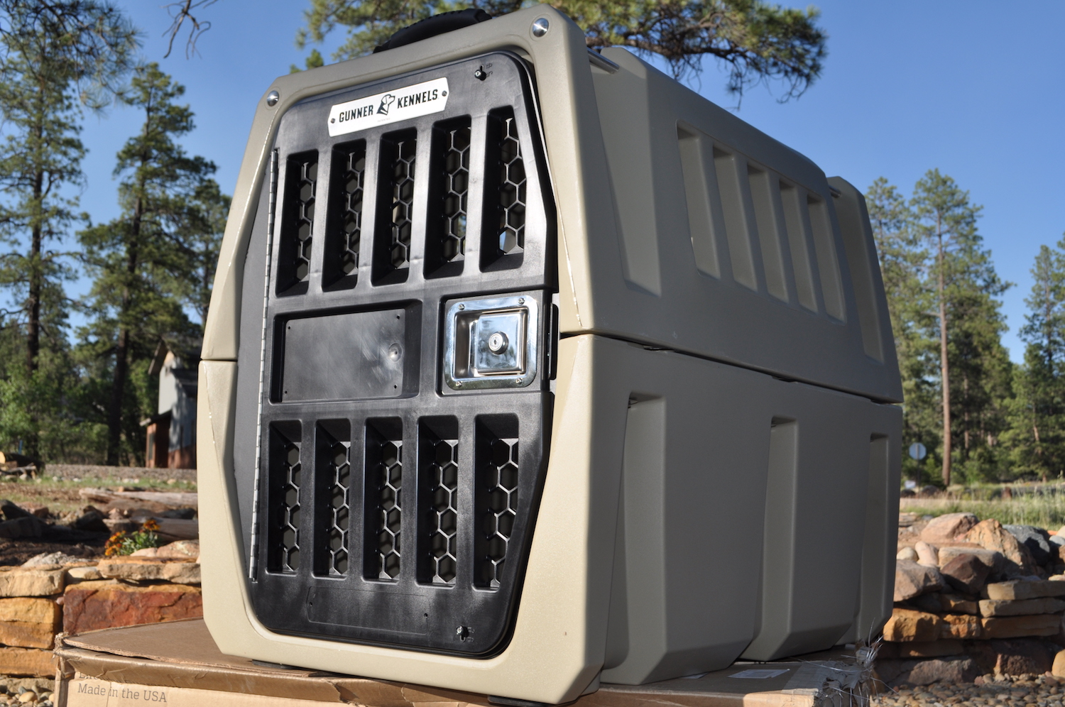 gunner kennels the 500 dog crate worth every penny gearjunkie