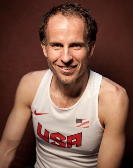 Harvey Lewis ultra-runner