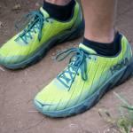 HOKA ONE ONE Torrent trail-running shoe