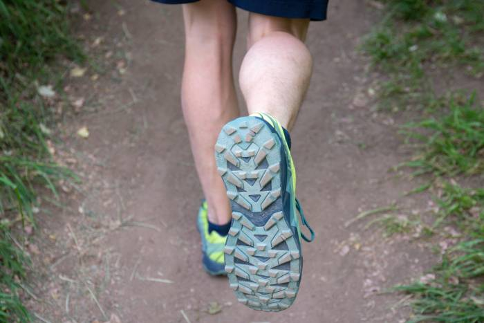 HOKA ONE ONE Torrent trail-running shoe