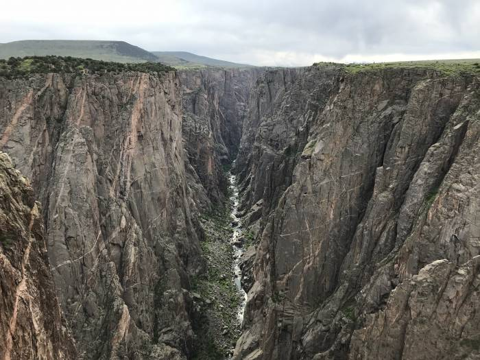 National Park Hidden Gem Black Canyon of the Gunnison