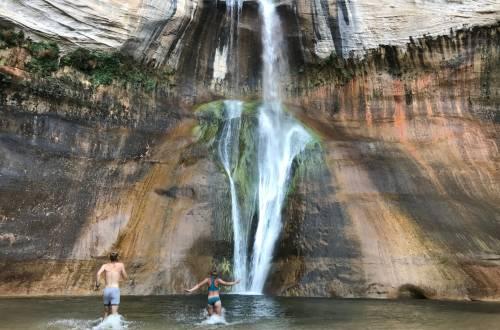 Calf Creek Recreation Area