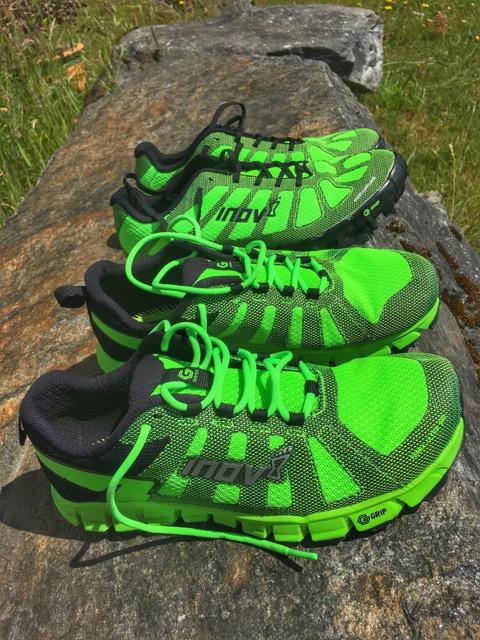 ecc1901c2a6ea1 True Grit  Inov-8 Graphene-Toughened Shoes Tested