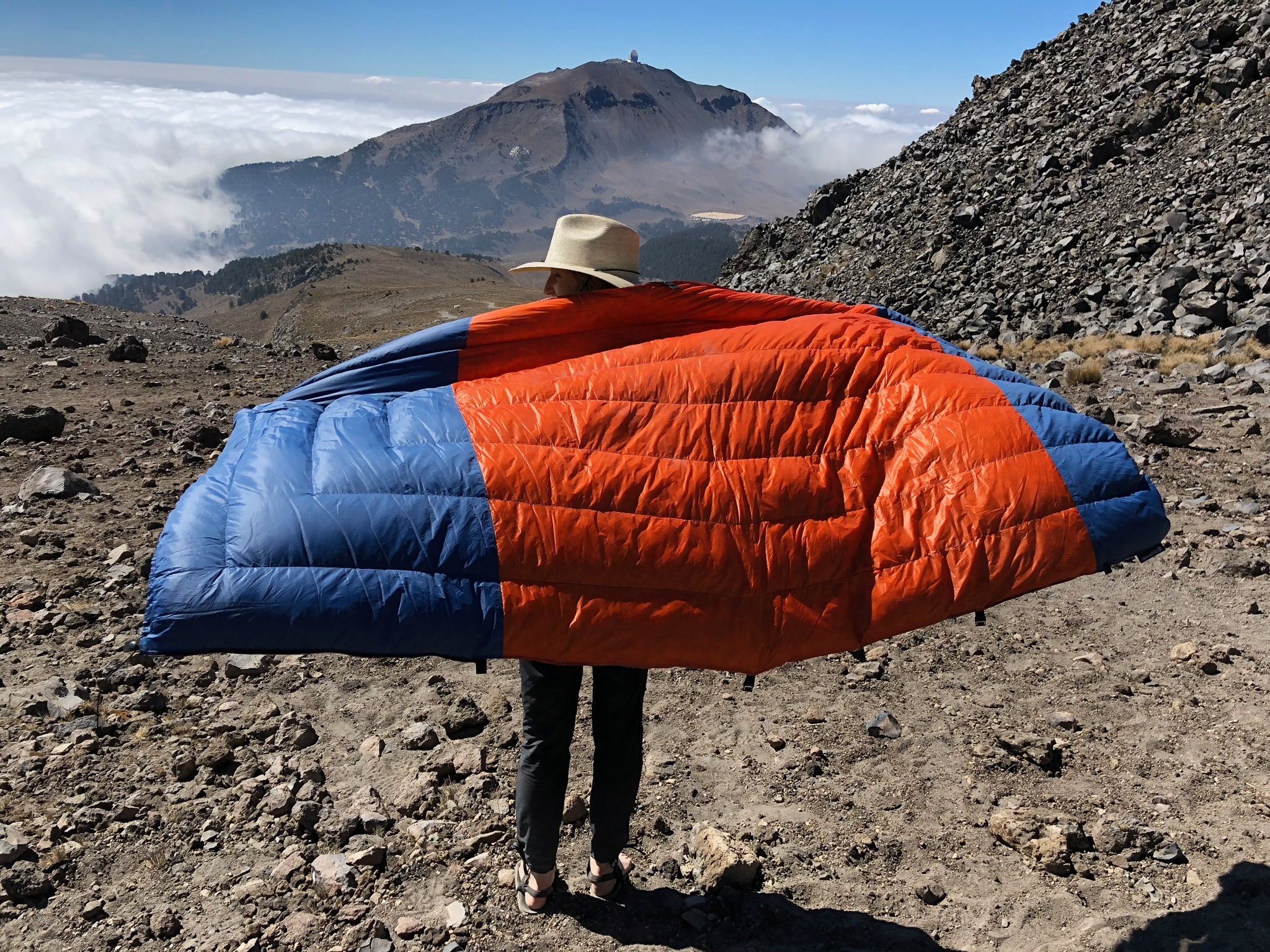 Why Enlightened Equipment Quilts Are All the Rage