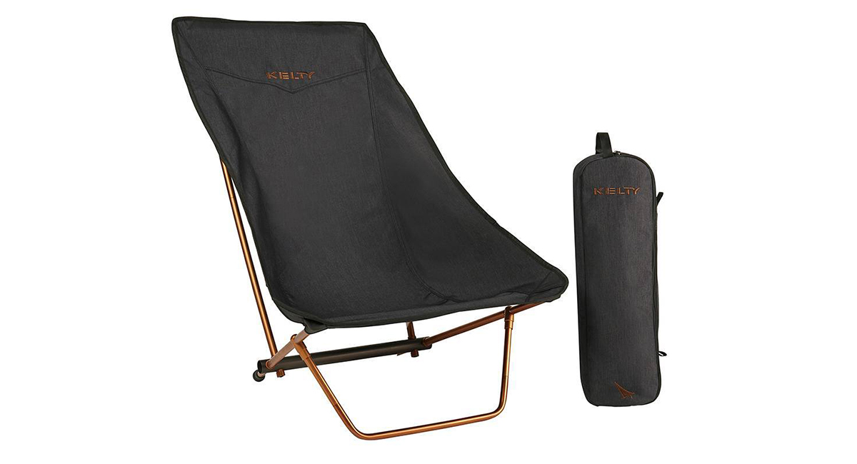 Runner-Up Best Camping Chair: Kelty Linger Get-Down Chair