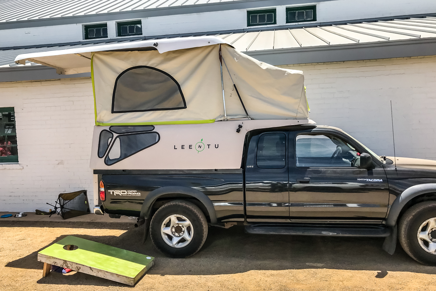 The Lightweight Pop-Top Truck Camper Revolution | GearJunkie