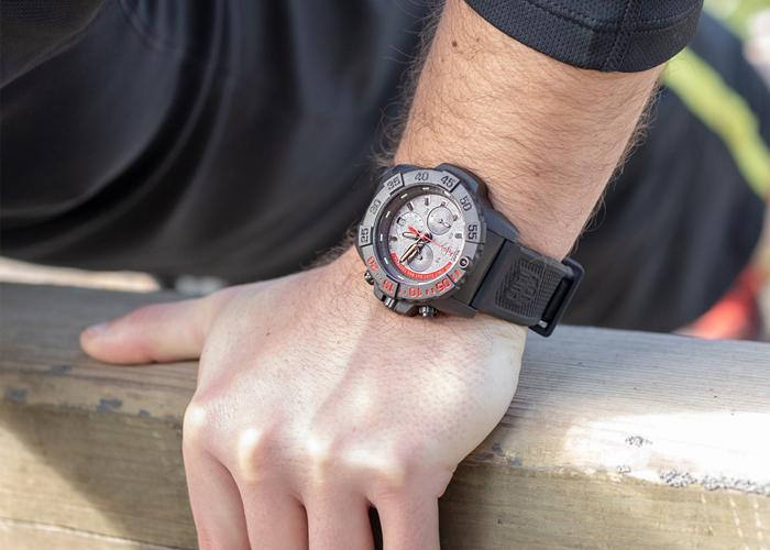 Breakdown: Luminox Navy SEAL Watch Up Close | GearJunkie