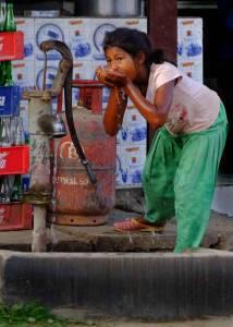 MSR SE200 clean water in Nepal