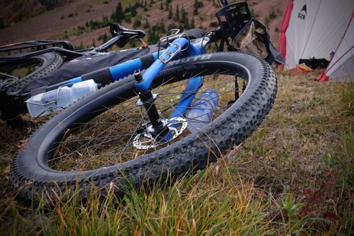 How to pick a mountain bike tire