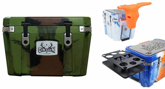 Orion Cooler and Cooler Dummy Accessories