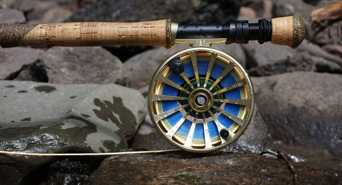 Redington Crux Fly Fishing Rod and Grande Reel