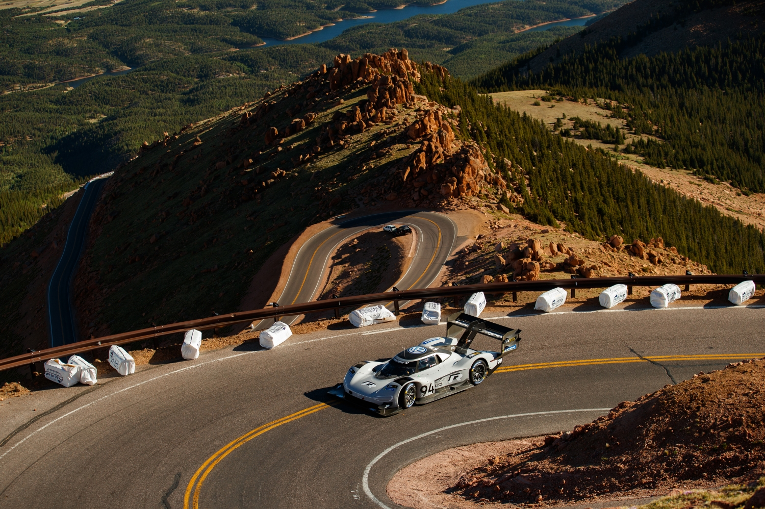 Electric VW Crushes Pikes Peak Hill Climb Record | GearJunkie