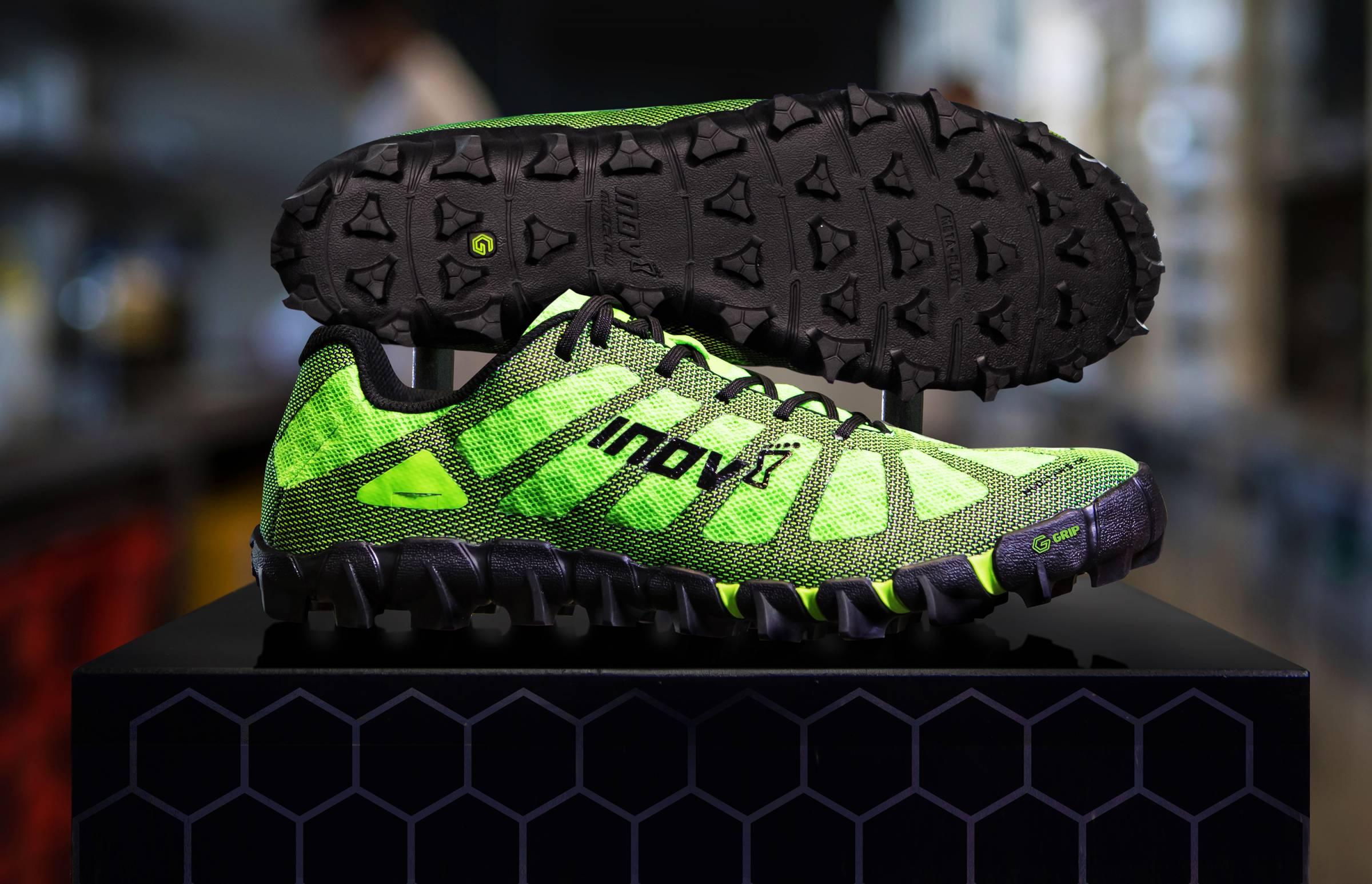Inov 8 Unveils World's First Graphene Sports Shoes | GearJunkie